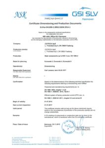 EN-1090-2-EXC3 Dimensionering