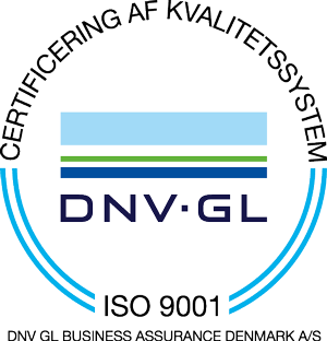 Certified Quality Management System